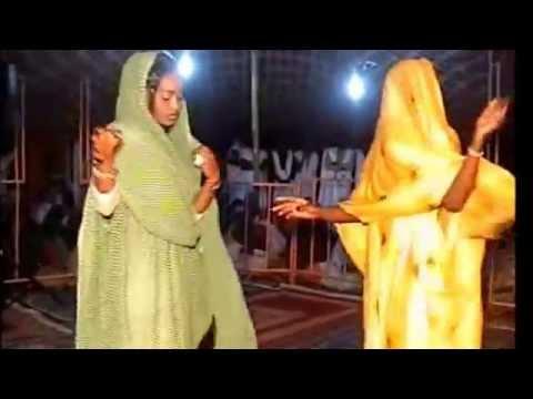 A beautiful dance Mauritanian