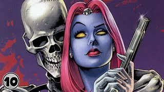 Top 10 Super Powers You Didn't Know Mystique Had