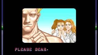 Street Fighter II: The World Warrior (World 910522) - Street Fighter II: The World Warrior  (MAME) -Guile Vs M.Bison (Final Boss) Vizzed.com - User video