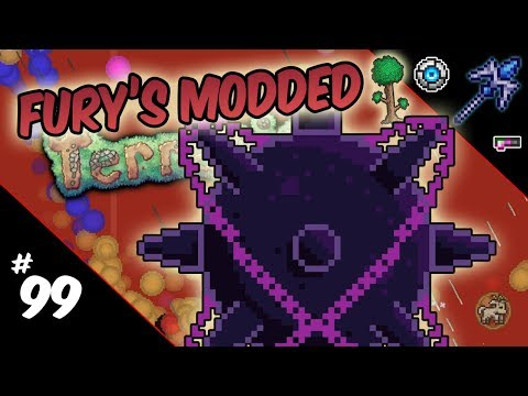 Fury's Modded Terraria | 99: Elements of Chaos
