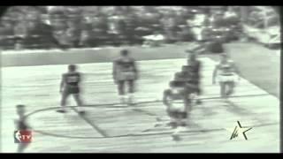1964 NBA Finals Gm. 4 Celtics vs. Warriors (1/3)