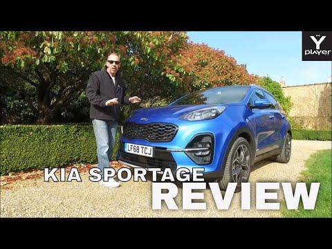 Kia Sportage Best In Class: New Kia Sportage Review & Road Test