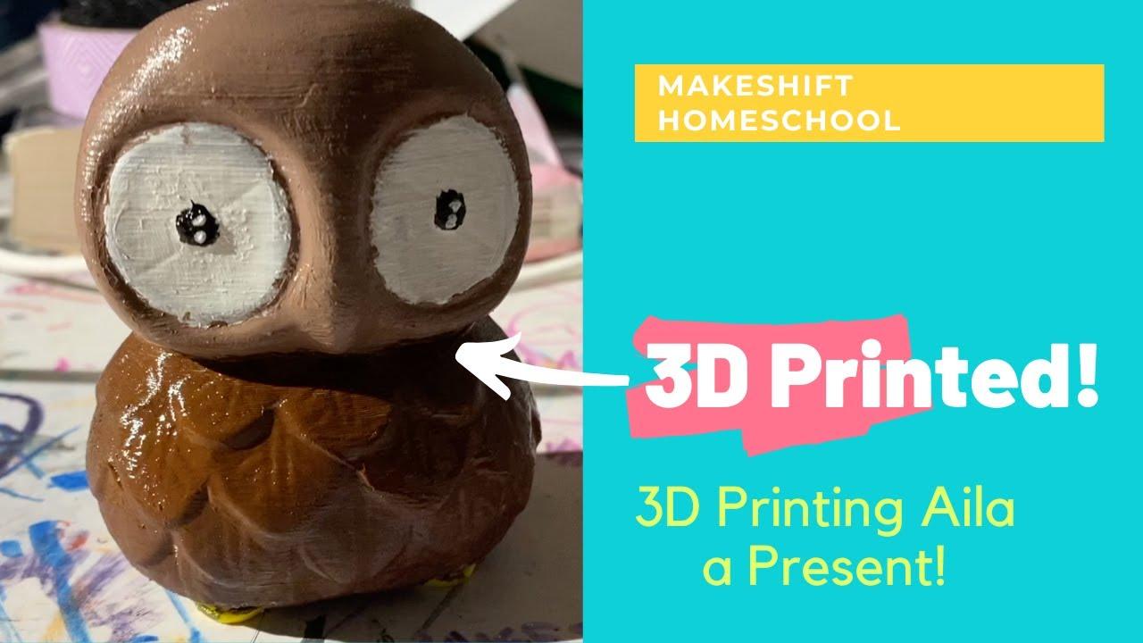 3D Printing Christmas Presents