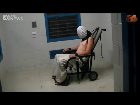 Australia probes youth detention abuse likened to Guantanamo