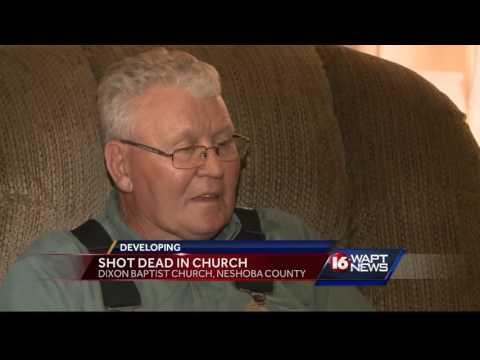 Woman shot dead in Neshoba Co. church