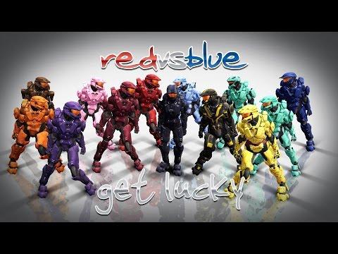 Red vs Blue-Numb/Encore