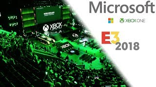 Microsoft E3 2018 Press Conference Full Reaction!