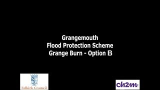 Consultation Event No. 1 - Grange Burn Option B