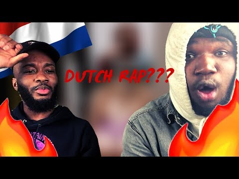 FIRST REACTION TO DUTCH RAP/HIP HOP!!!!