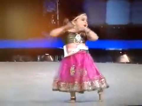 رقص بنت هندية