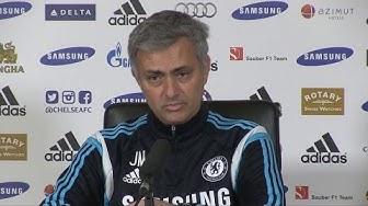 "Jose Mourinho: Andre Schürrle? ""Verkaufen keinen Müll"" | FC Chelsea - FC Everton"