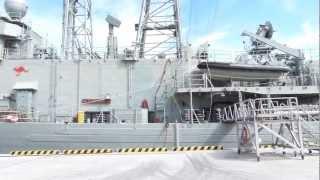 アデレード級ミサイルフリゲイトシドニー