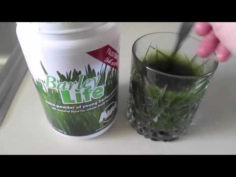 AIM BarleyLife Powder Review | One of the BEST Green Drink Powders