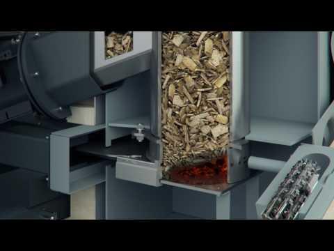 chaudi re bois b ches kwb classicfire 18 28 kw doovi. Black Bedroom Furniture Sets. Home Design Ideas