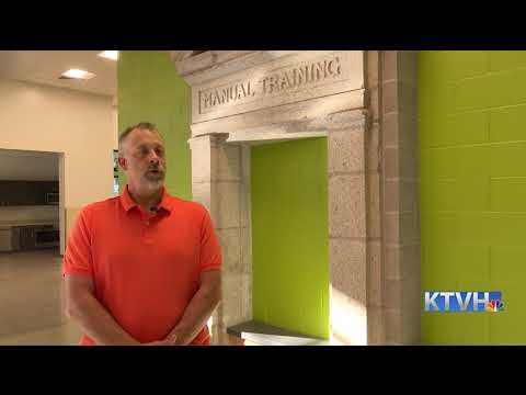 Helena's new Central, Bryant & Jim Darcy Schools welcome students for first day