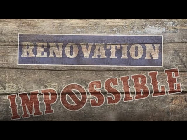 Renovation Impossible N 2 Battre Le Fer Tant Qu Il Est Chaud Www Misterlooping Com Youtube