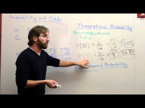 Free Math Lessons Theoretical Probability