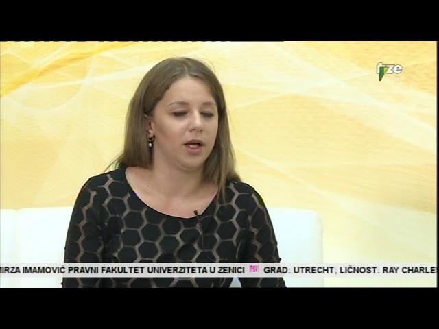 Emisija Popodne s Vama - TV Zenica