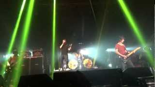 THE STONE ROSES - BARCELONA RAZZMATAZZ - WATERFALL - HIGH QUALITY HD 08-06-2012