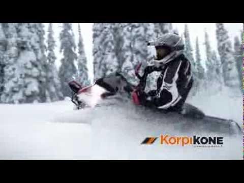 Korpikone MTV3 tv-mainos Q1/2014