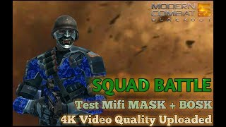 Gambar cover Modern Combat 5: eSports FPS || Gameplay Squad Battle VS v69
