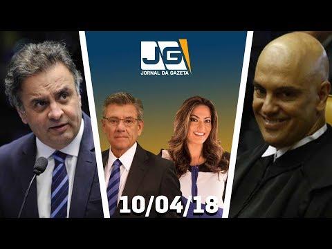 Jornal da Gazeta - 10/04/2018