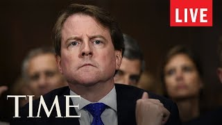 Trump Directs Don McGahn Not To Testify At House Judiciary Committee Hearing | LIVE | TIME