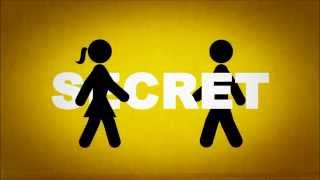 HEREWEGO Feat. PATCHY - Secret (Lyrics Video)