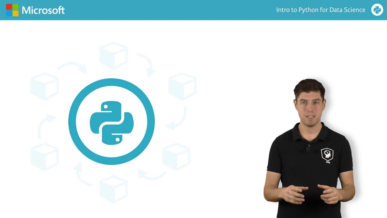 Introduction to Python for Data Science | Microsoft on edX | Course About  Video