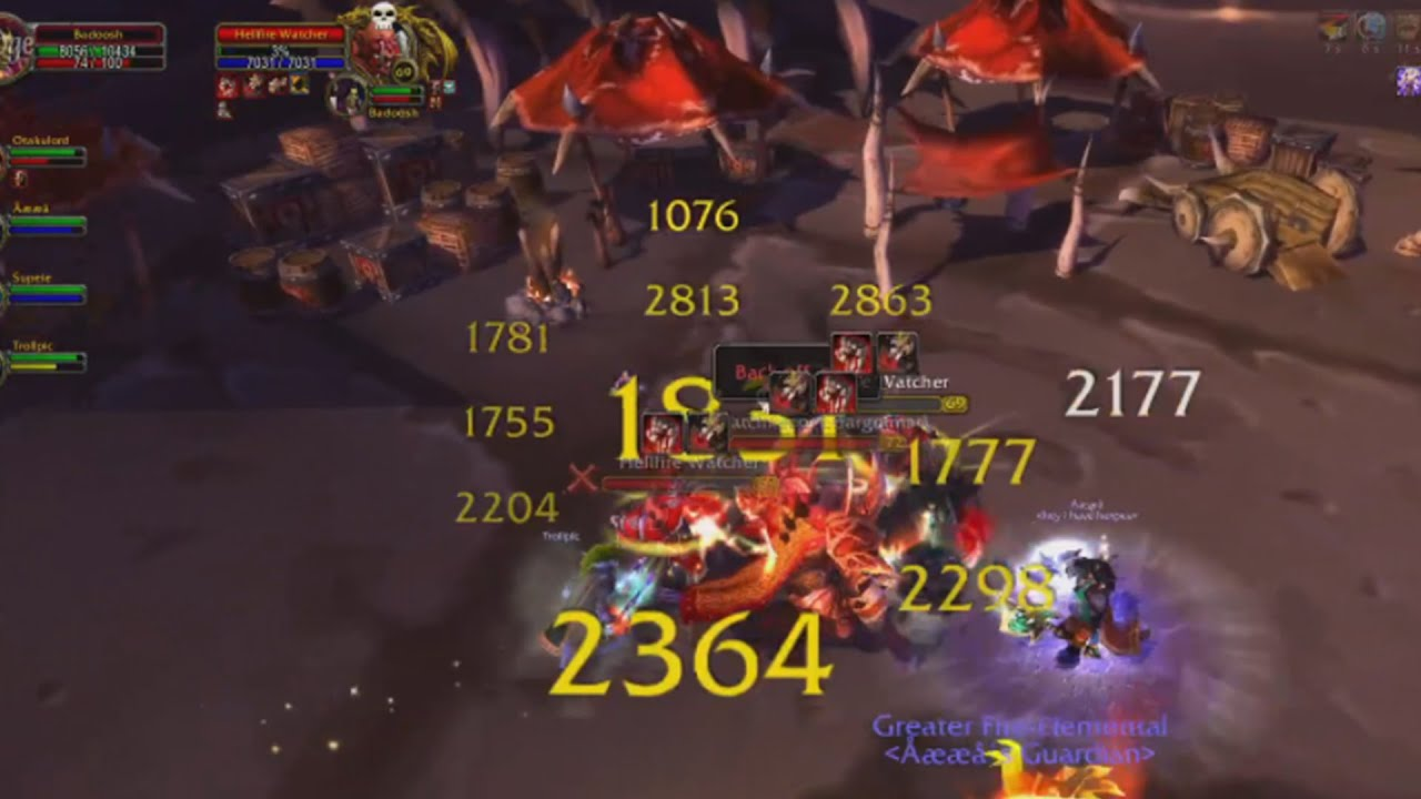 """""""Warrior will do no DPS in TBC"""""""