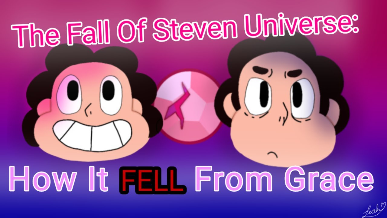 The Fall Of Steven Universe: How It Fell From Grace