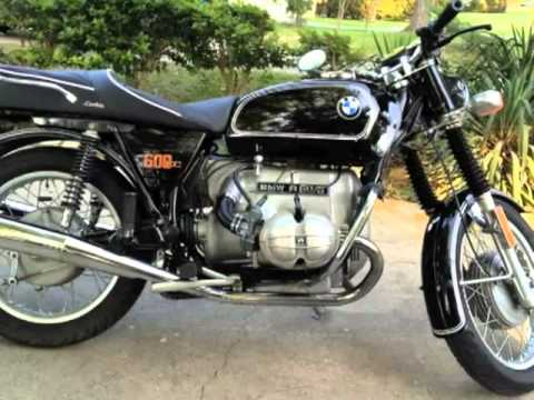 1974 Bmw R60 6 Youtube