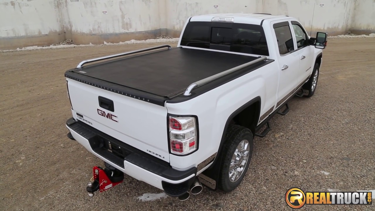 for set smooth rail truck dp of com wade with finish stake black silverado bed caps holes amazon chevrolet rails