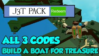 [ROBLOX] BUILD A BOAT FOR TREASURE CODES