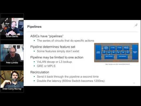 Understanding ASICs For Network Engineers (Pete Lumbis)