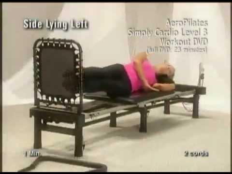 AeroPilates Level Three Simply Cardio Workout - Fitness Direct