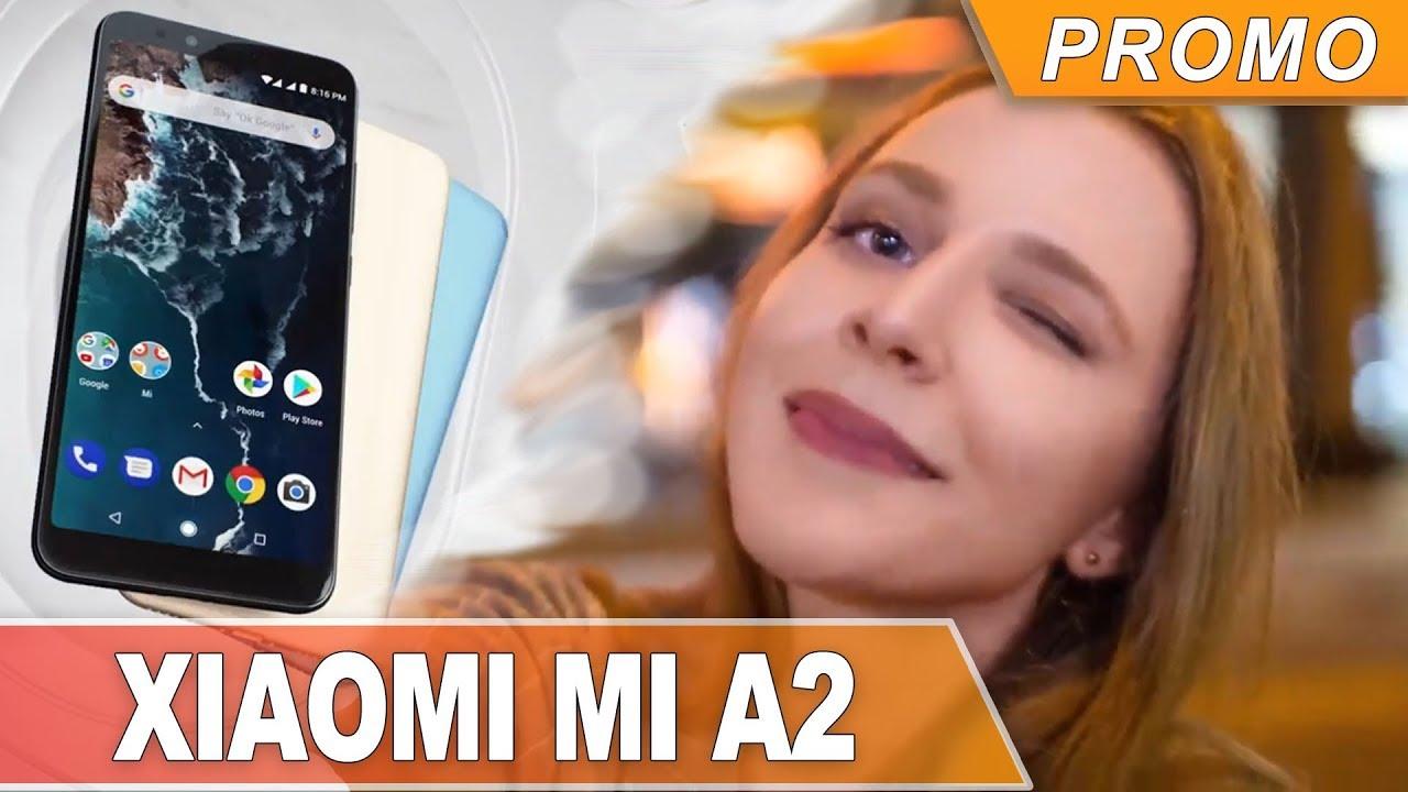 Xiaomi Mi A2 Global Version 5 99 inch 4GB RAM 64GB ROM Snapdragon 660 Octa  core 4G Smartphone