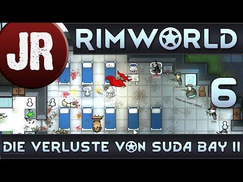 RimWorld - Die Verluste von Suda Bay II [4K60]