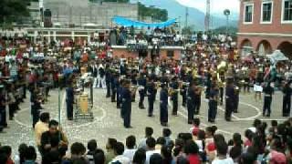 Banda Intercultural Concurso La democracia Huehuetenango 2008