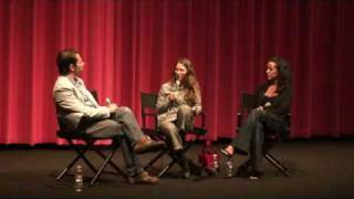 Part 1 Of 4: The Headless Woman (La Mujer Sin Cabeza) - Q&A With Lucrecia Martel & Scott Foundas