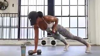 Жиросжигающая тренировка на всё тело