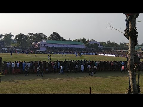 Bangladesh Vs Africa Football Match 2018