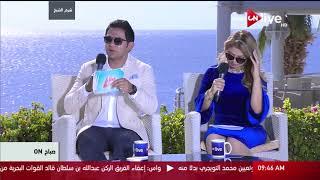 صباح ON - سامي سليمان: ضرورة إعفاء تصوير الأفلام العالمية بمصر لتنشيط السياحة