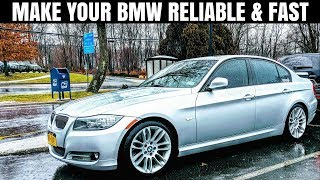 5 MUST DO mods for your BMW 335d   The Diesel M3