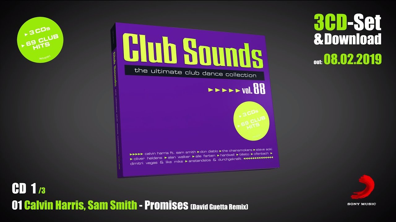 Club Sounds 88 (Official Minimix)