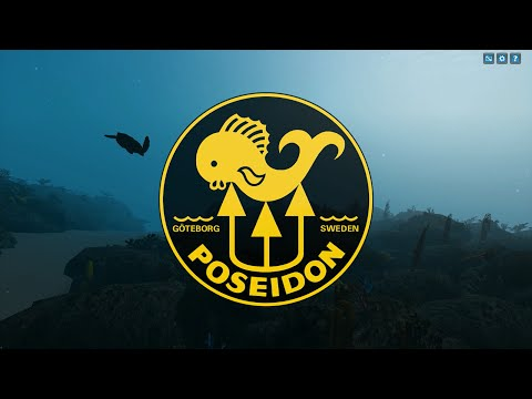 Poseidon gear in Infinite Scuba video game
