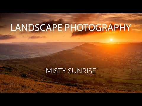 Landscape Photography Tips for Misty Sunrises