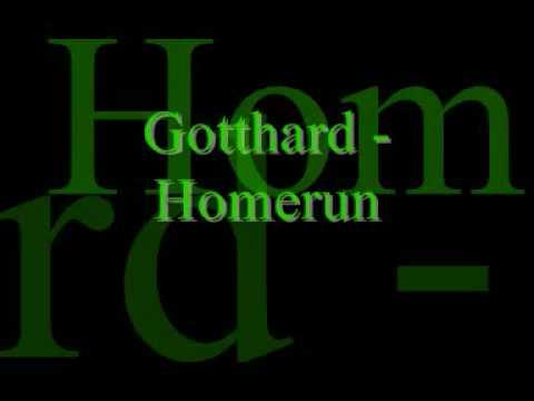 Gotthard - Homerun