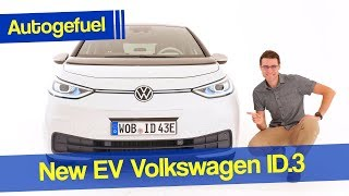VW ID.3 first REVIEW - is this the future of Volkswagen? - Autogefuel