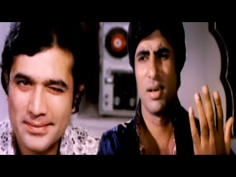 Diye Jalte Hain | Amitabh Bachchan, Rajesh Khanna | Kishore Kumar | Namak Haraam | Classic Song